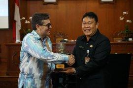 Dubes Kolombia untuk Indonesia kagumi visi budaya Kota Denpasar