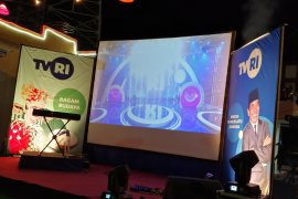 Warga Gorontalo apresiasi logo baru TVRI