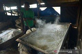 Kebutuhan garam tradisional meningkat