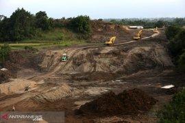 Pembebasan lahan baru 27 persen untuk jalan tol Banda Aceh-Sigli