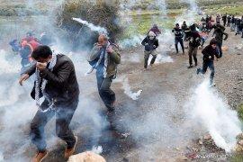 Prihatin, Tentara Israel tewaskan empat orang Palestina di Jalur Gaza
