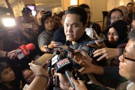 Erick sebut akan ada kejutan dari Jokowi dalam debat keempat