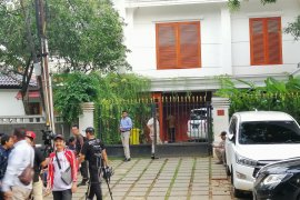Kediaman Prabowo masih sepi jelang sidang putusan MK