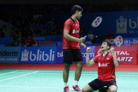 Lima wakil Indonesia siap tampil maksimal di semifinal India Open 2019