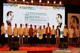 Eksponen Muda Muhammadiyah deklarasi dukung Jokowi-Amin