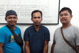 Seorang ASN ditangkap, diduga nyabu