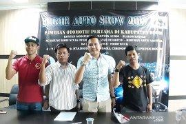 Bogor Auto Show dibuka 4 April