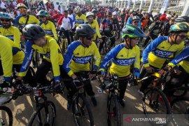 Sepeda santai ASN Pemkab Aceh Utara