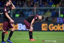 AC milan kalah 0-1 di markas Sampdoria