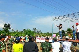 Warga kembali lakukan aksi penutupan Jalan R3 Bogor