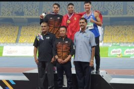 Zohri raih emas di Malaysia Open