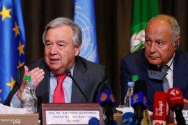 Berita dunia - Liga Arab secara resmi tolak keputusan AS soal permukiman Israel