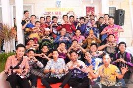 Asrama putri HSS Malang berlokasi di Kelurahan Merjosari