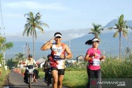 Anggota TNI juarai Mandiri Banyuwangi Half Marathon