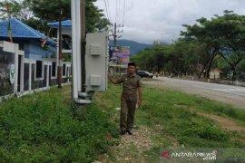 Tiang listrik hambat pembangunan jalan dua jalur Abdya