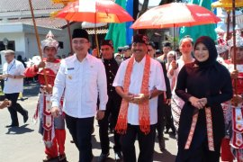 Wagub Banten minta dukungan  Menpar kembangkan wisata berbasis mitigasi bencana