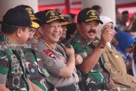 Panglima TNI: Masyarakat tidak perlu khawatir gunakan hak pilih