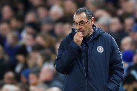 Liga Europa - Hadapi Frankfurt, Sarri sebut Chelsea dalam masalah besar