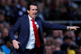 Emery ingatkan Arsenal, April bulan penentuan