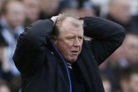 Steve McClaren dipecat lagi