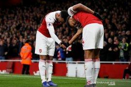 Dan Arsenalpun tundukkan Newcastle untuk naik ke posisi tiga
