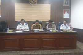 "Dishub Kota Serang uji coba ""one way"" atasi kemacetan"
