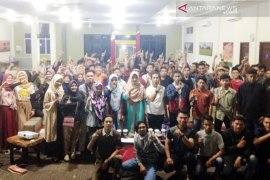 Relawan Cinta Ibu kampanye  dukung Jokowi di lima daerah Riau