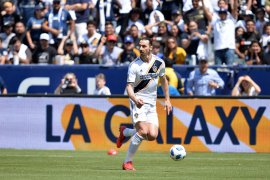 Ibrahmimovic dan Rooney cetak gol di Liga AS