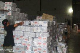 KPU Sukabumi mulai distribusikan logistik pemilu ke kecamatan