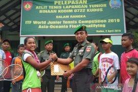 Petenis  Kudus wakili Indonesia ikuti kejuaraan Asia-Oceania