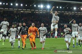 Juventus kokoh di puncak klasemen Liga Italia
