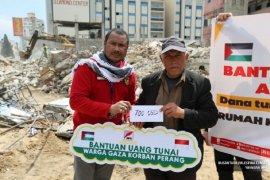Rp10 Juta per-KK dari rakyat Indonesia untuk warga Gaza.