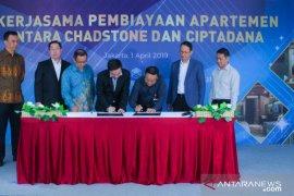 Chadstone - Cipta Dana kerja sama kredit kepemilikan apartemen