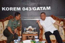 Menhan Ryamizard Ryacudu ingatkan prajurit TNI netral pada Pemilu 2019
