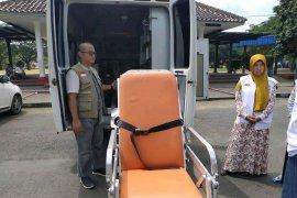 BSMI Lebak sediakan kendaraan ambulan layani  kemanusiaan