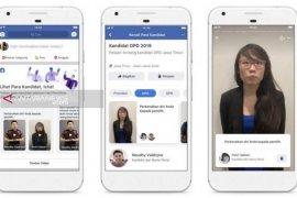 Facebook buat fitur Info Kandidat untuk Pemilu 2019
