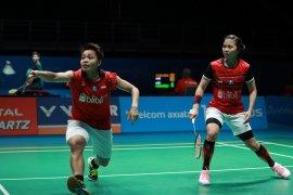 Ganda putri Indonesia siap perebutkan tiket delapan besar Malaysia Open