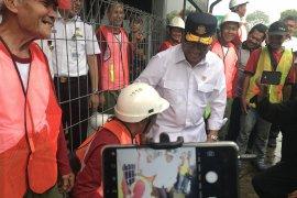Jalur ganda Cigombong-Cicurug Sukabumi rampung Oktober