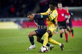 PSG ke babak final Piala Prancis