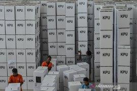 Distribusi logistik pemilu