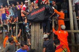 Basarnas Jambi evakuasi jenazah nelayan di perairan Kuala Mendahara