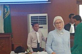 Ratna Sarumpaet minta maaf pada Amien Rais dihadirkan di sidang