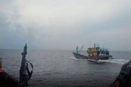 KKP tangkap kapal penangkap ikan berbendera Malaysia