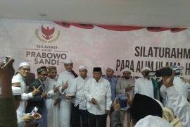 Ulama dan habaib se-Banua Anam deklarasi dukung Prabowo-Sandi