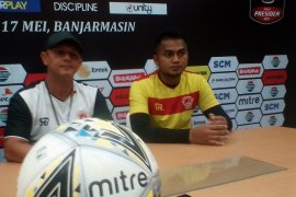 Kalteng Putera siap balikkan keadaan dari kekalahan 3-0 lawan Arema FC