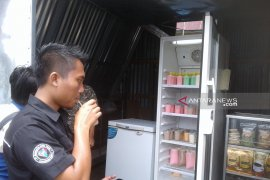 Penjualan susu produksi lokal di Rejang Lebong mulai meningkat