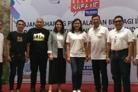 Ratusan milenial Bali ikuti kelas kreatif BUMN