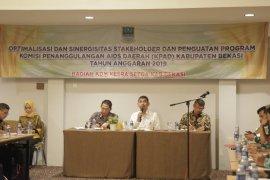 Pemkab Bekasi gelar rapat koordinasi penanggulangan AIDS