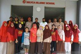 Pelatihan Mitigasi Bencana Siswa SD Selyca Islamic School
