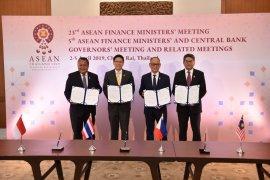 Empat bank sentral ASEAN kerja sama transaksi mata uang lokal